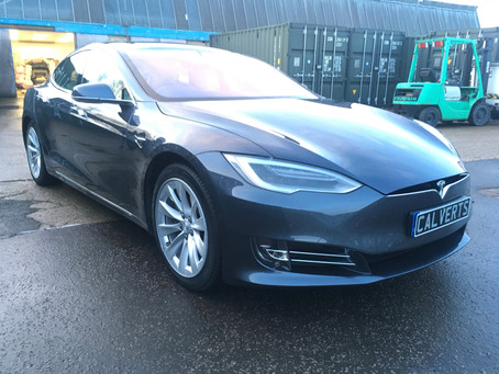 Tesla Model S - Feynlab Ceramic Maintenance & Interior Protection