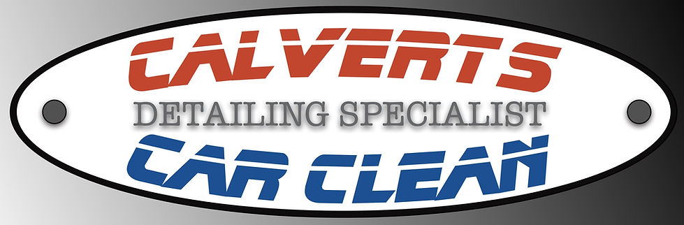 Calverts Car Clean Logo