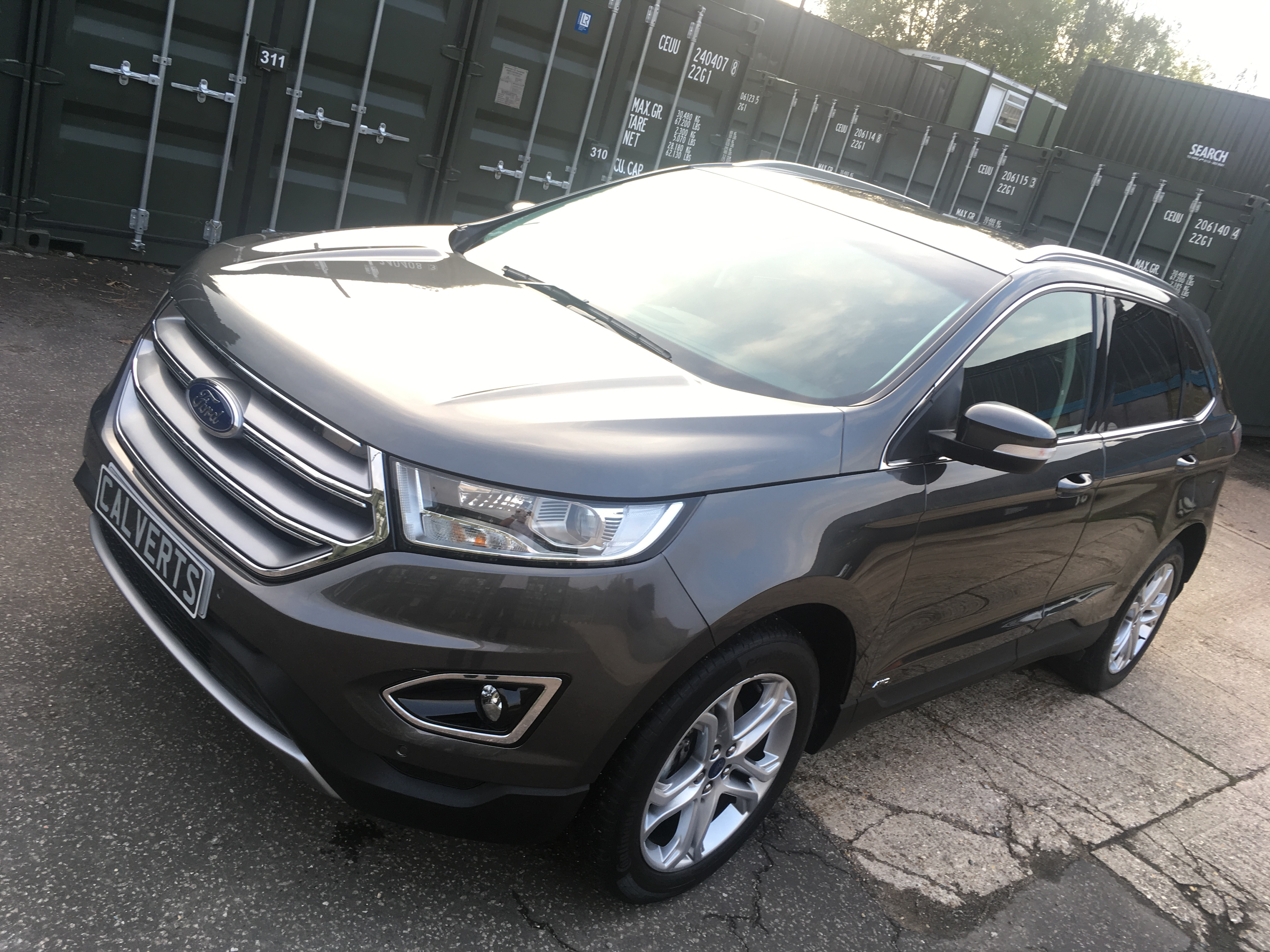 Ford Edge Winter Protection