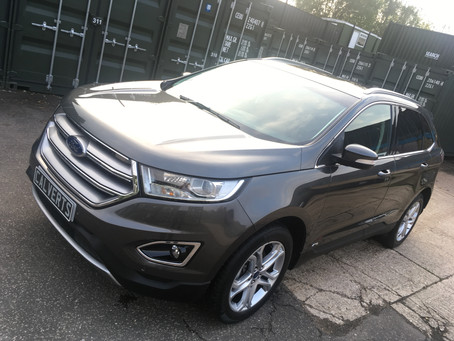 Ford Edge - Winter Protection Detail