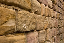 Stützmauer Installations