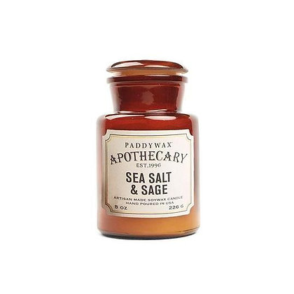 SEA SALT + SAGE CANDLE