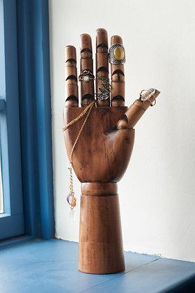 LOTUS WOOD ARTIST HAND