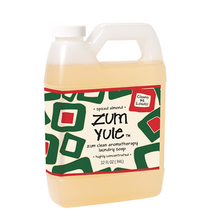 ZUM YULE LAUNDRY SOAP