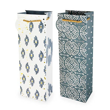 BOHEMIAN GIFT BAGS SET OF TWO