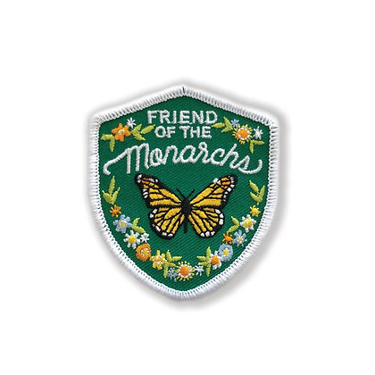 FRIEND OF MONARCHS PATCH