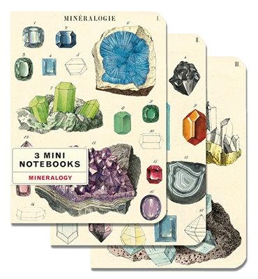 MINEROLOGY MINI NOTEBOOKS
