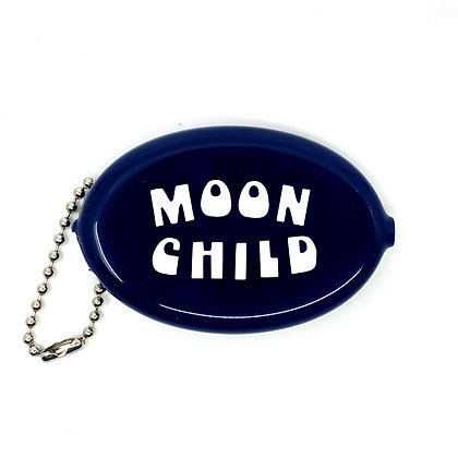 COIN POUCH-MOON CHILD