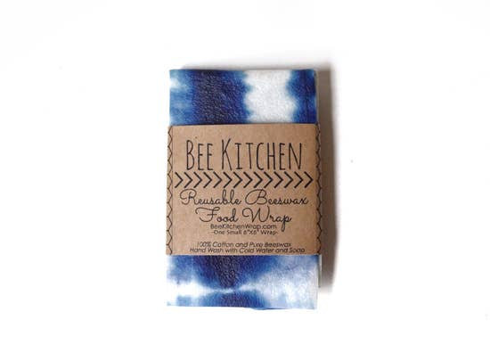 SMALL SHIBORI BEESWAX WRAP