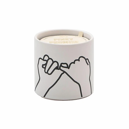 IMPRESSIONS CANDLE - WILD FIG AND CEDAR