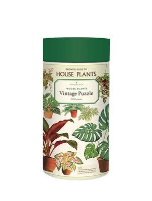 HOUSE PLANTS 1,000 PIECE PUZZLE
