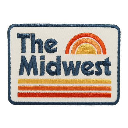 MIDWEST RETRO PATCH