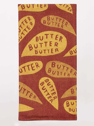 BUTTER DISH TOWEL