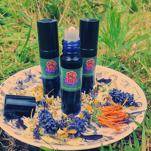 Breast Radiance Massage Oil