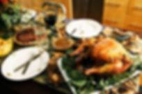 感謝祭のディナー