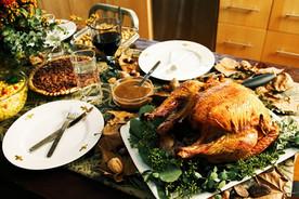 Low key Thanksgiving in 1850