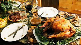 Turkey With A Side of Bulimia