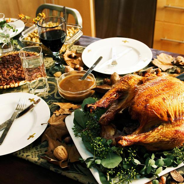 Thanksgiving Feast - Dinner