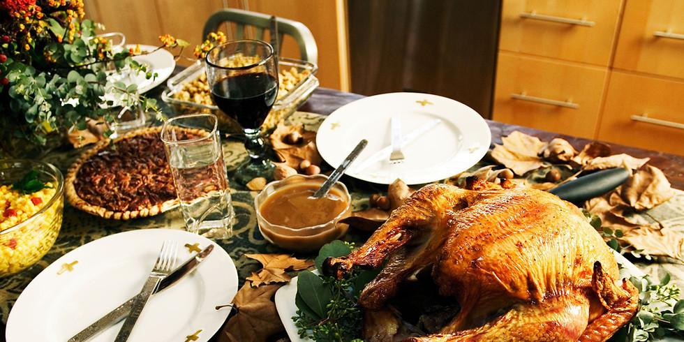 2019 Thanksgiving Potluck