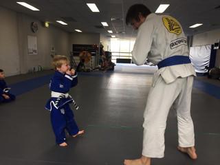 Why Parents should train in Jiu Jitsu too