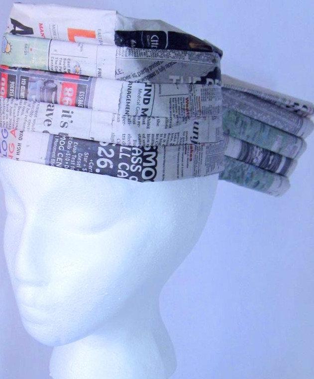 Basic intro making Newspaper Hat