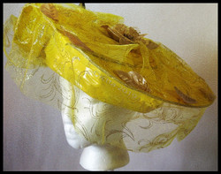 Lemon Drop Hat