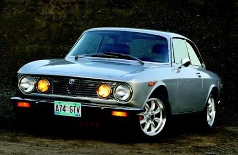 Alfa Romeo GTV - hemmings.com