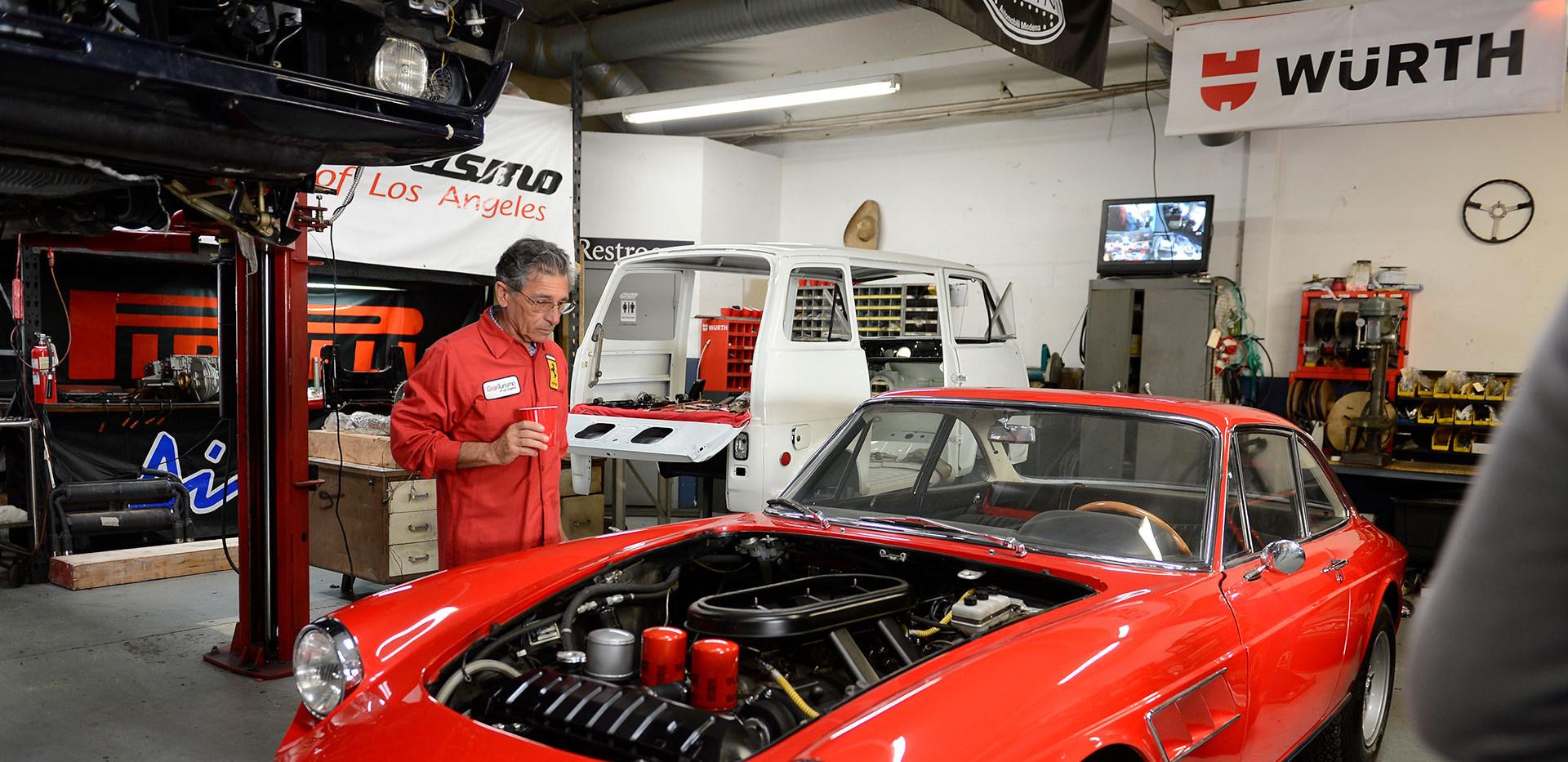 Ferrari 330 GTC