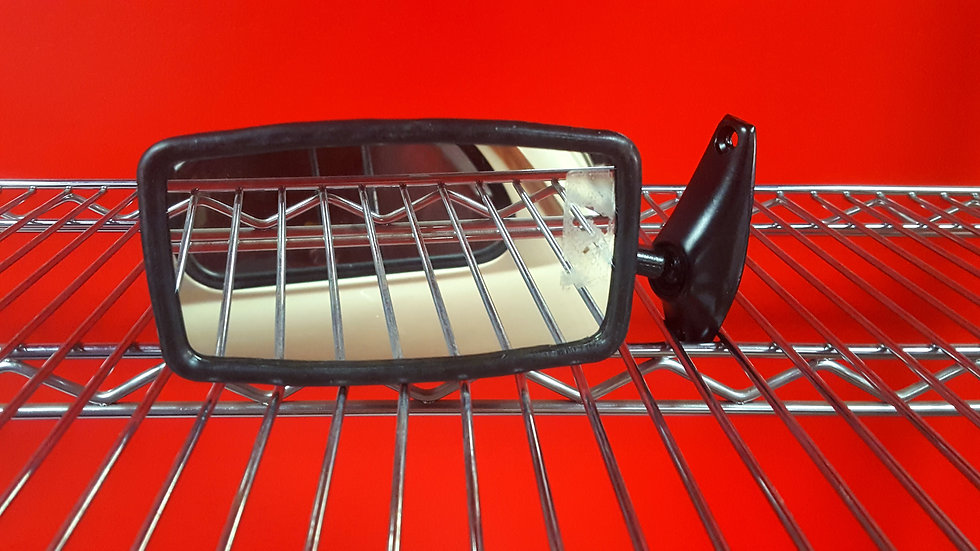 Fiat 500 Mirror, Screw Type