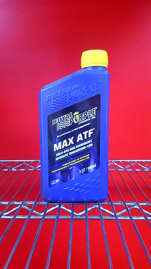 Royal Purple Max ATF High Performance Transmission Fluid 1 Qt