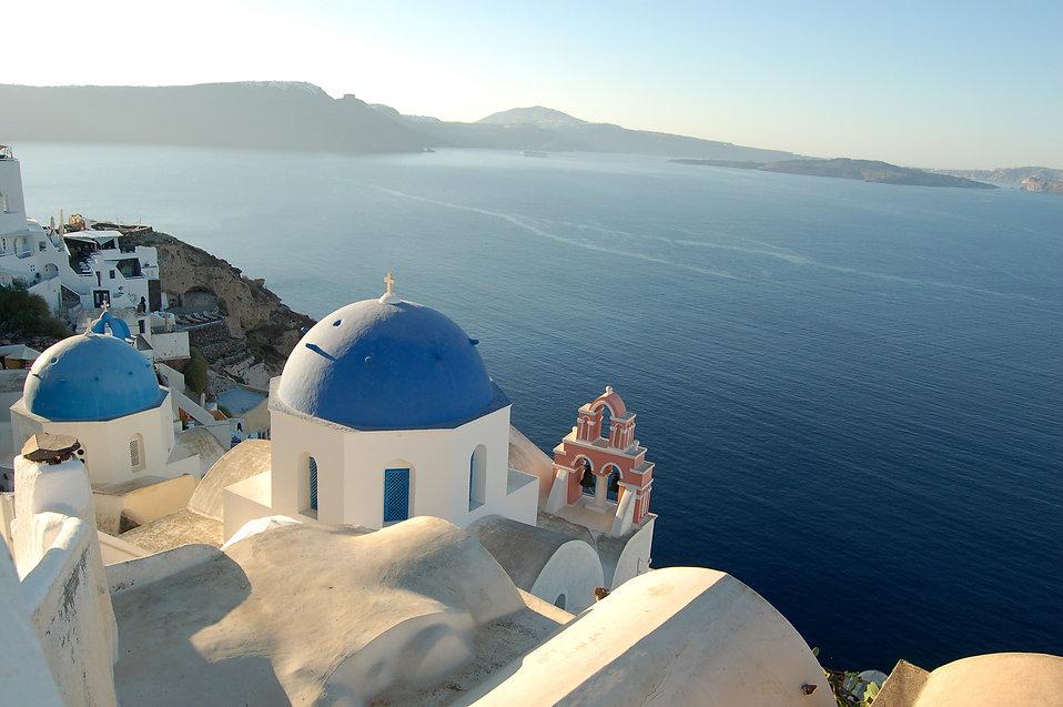 Santorini with Zephyr Travel Curators