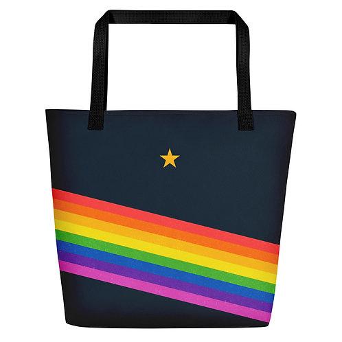 Pride Rainbow Tote