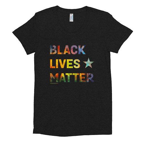 Black Lives Matter Women's Tee