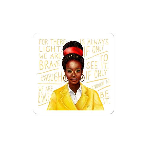 Amanda Gorman Stickers