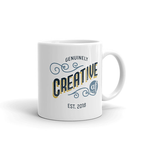 Urban Root Creative AF Fancy Mug