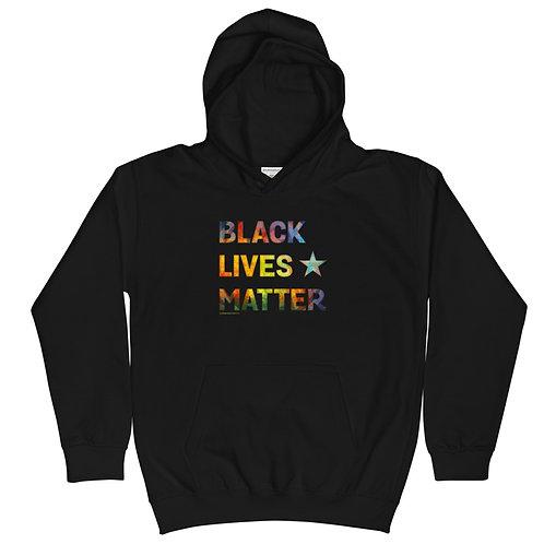 Black Lives Matter Kids' Sweatshirt
