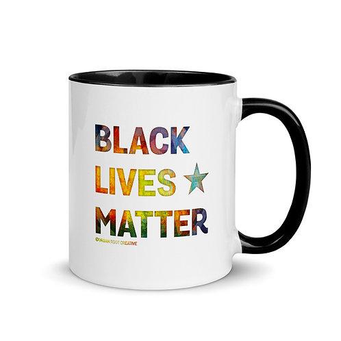 Black Lives Matter Coffee Mug