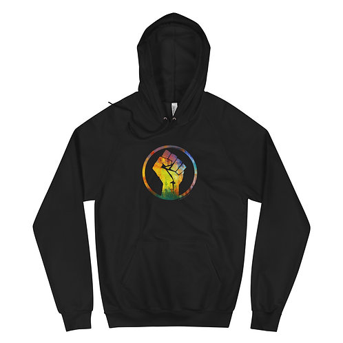 Black Lives Matter Fist Sweatshirt