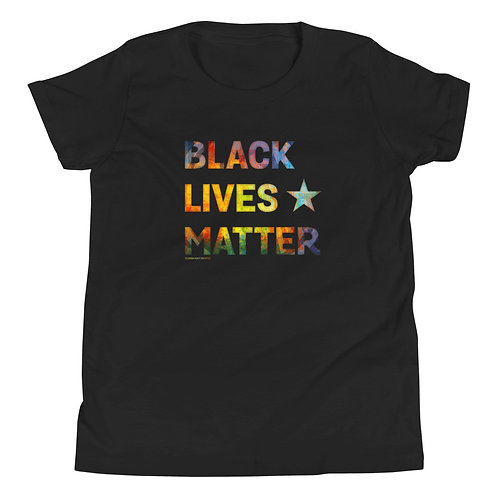Black Lives Matter Youth Tee