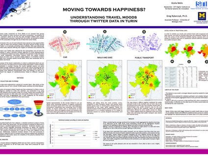 Social Uplifting using Twitter and GIS