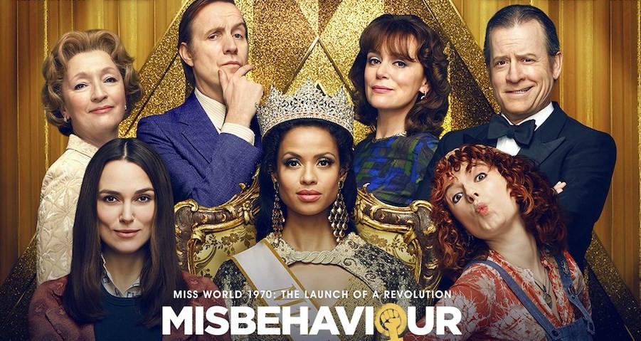 Misbehaviour(2020) - Movie Review