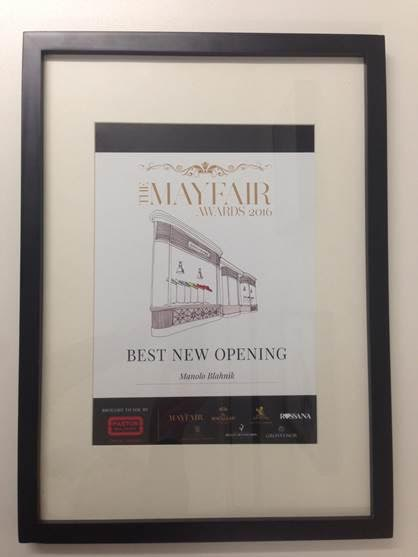 The Mayfair Awards 2016