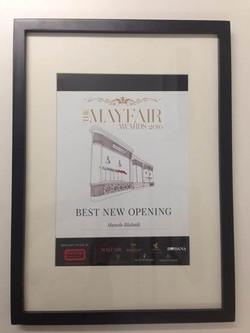 The Mayfair Awards 2016