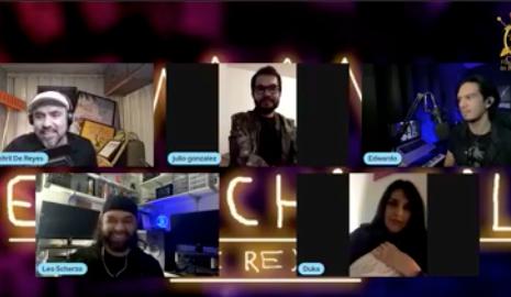 KronoVox presenta Vinilo en El Cuchitril de Reyes