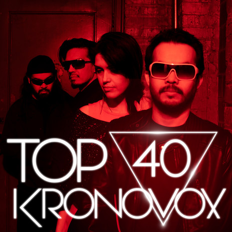 KronoVox TOP 40 en Spotify