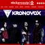 """KronoVox en """"RockerosVIP"""""""