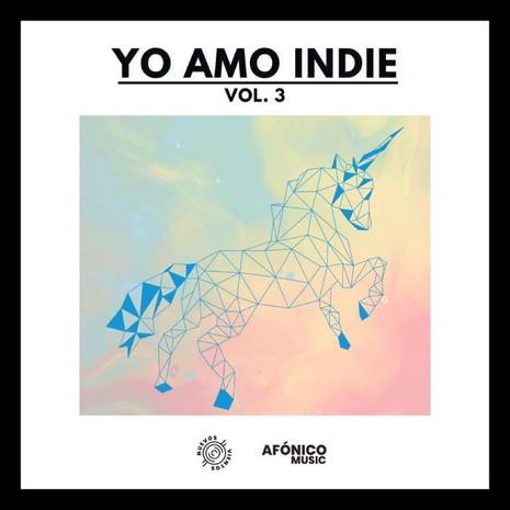 """KronoVox en """"Yo Amo Indie Vol. 3"""""""