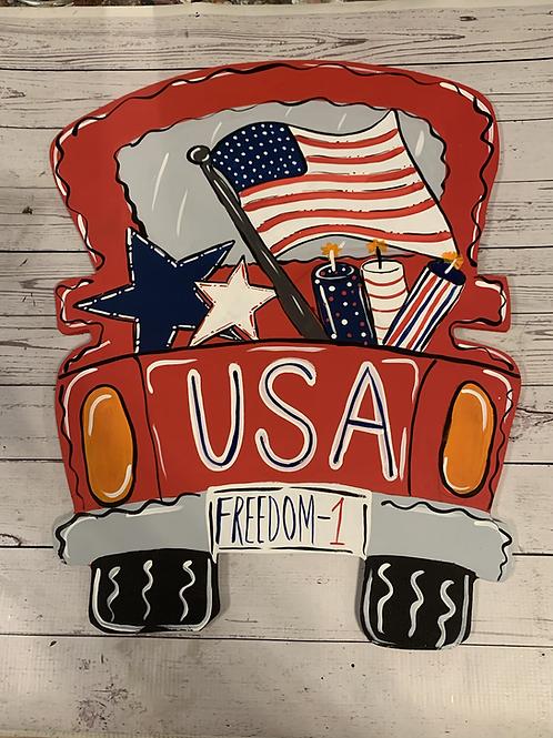 USA Pickup