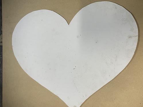 Heart blank