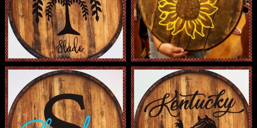 Bourbon Barrel Tops Palooza